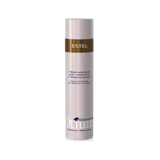 Крем- шампунь OTIUM DIAMOND для гладкости и блеска волос 250мл