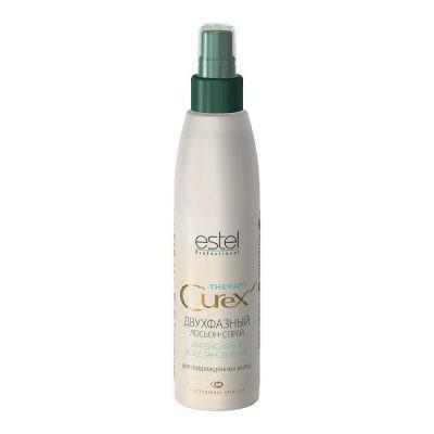 Лосьон-спрей CUREX THERAPY интенсивное восстановление для поврежденных волос 200 мл
